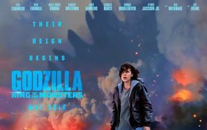 Godzilla, King, Monsters