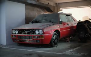 Lancia Delta HF Integrale Evoluzione, Χονγκ Κονγκ, Lancia Delta HF Integrale Evoluzione, chongk kongk