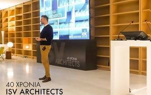 Σαράντα, ISV Architects, saranta, ISV Architects