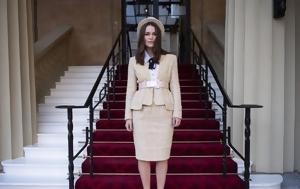 Keira Knightley, Chanel, Buckingham