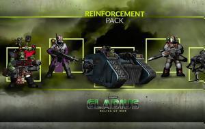 Warhammer 40000, Gladius - Reinforcement Pack Review