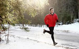 Τι πρέπει να προσέχεις όταν πηγαίνεις για τρέξιμο τώρα που έχει κρύο;