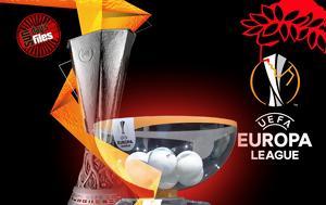 Κλήρωση Europa League, Ολυμπιακού, klirosi Europa League, olybiakou