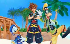 Επιβεβαιώθηκε, Kingdom Hearts 3 Final Battle, epivevaiothike, Kingdom Hearts 3 Final Battle