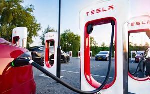 Tesla, Ευρώπη, 2019, Tesla, evropi, 2019