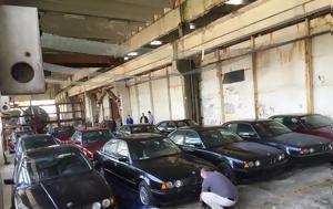 Βρέθηκαν, 11 BMW Σειρά 5 E34, 1994, vrethikan, 11 BMW seira 5 E34, 1994