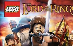 Αφαιρέθηκαν, Lego, Lord, Rings, Hobbit, afairethikan, Lego, Lord, Rings, Hobbit