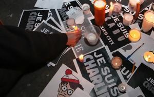 Charlie Hebdo, Τέσσερα, - Όλα, Charlie Hebdo, tessera, - ola
