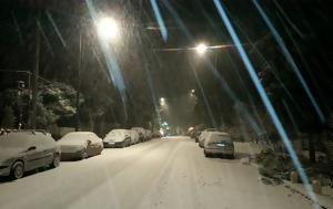Χιόνι, Κηφισιά, Γλυφάδα-Πού, Αθήνα, chioni, kifisia, glyfada-pou, athina