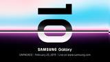 Samsung, Galaxy S10, 20 Φεβρουαρίου,Samsung, Galaxy S10, 20 fevrouariou
