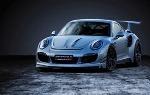 Porsche 911 Turbo Gemballa GTR 8XX Evo-R, 820