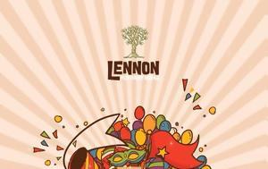 Πάρτι, Πατρινού, Lennon, parti, patrinou, Lennon