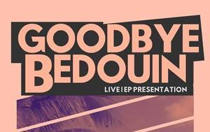 Goodbye Bedouin Live - SubmarineYouth Presentation, Συνδετήρα, Goodbye Bedouin Live - SubmarineYouth Presentation, syndetira