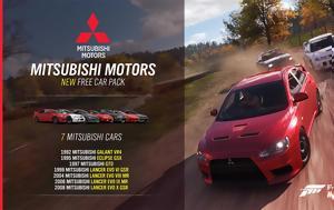 7 Mitsubishi, Forza Horizon 4
