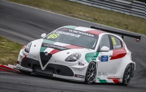 Alfa Romeo Giulietta, Team Mulsanne, WTCR, 2019