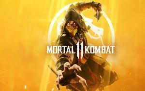 Mortal Kombat 11…