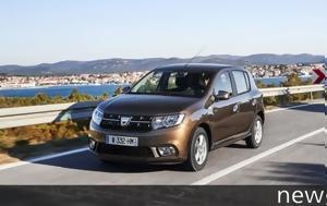 Νέος, Dacia Sandero, Logan MCV, neos, Dacia Sandero, Logan MCV