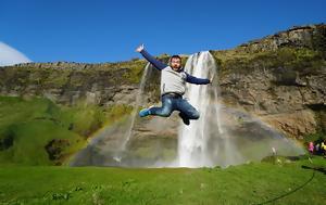 Happy Traveller, Ευτύχης, Ηλέκτρα, Ισλανδία, Happy Traveller, eftychis, ilektra, islandia