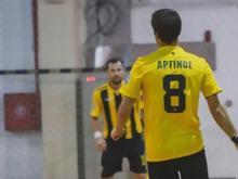 Stoiximan.gr Futsal  Πήρε το ντέρμπι η ΑΕΚ dd5cffc0532ec