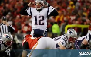 O Brady, Patriots
