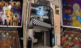 Athens Pinball Museum, Αίθουσα –, 80ς,Athens Pinball Museum, aithousa –, 80s