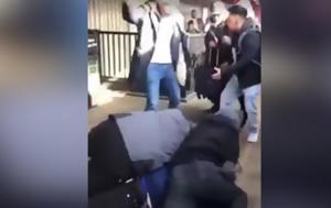 Βίντεο-σοκ, Εκτέλεσαν, Μετρό, vinteo-sok, ektelesan, metro