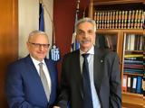 Συνάντηση, Γενικού Γραμματέα Δημόσιας Τάξης, Ευρωπαϊκού Ελεγκτικού Συνεδρίου,synantisi, genikou grammatea dimosias taxis, evropaikou elegktikou synedriou