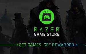 Κλείνει, Razer Game Store, kleinei, Razer Game Store