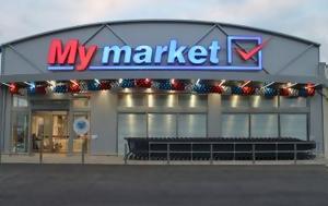 Η μεγάλη του my market κρίση
