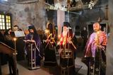 Προηγιασμένη Θεία Λειτουργία, Μοναστήρι Αγίου Ιωάννου Βομβοκούς,proigiasmeni theia leitourgia, monastiri agiou ioannou vomvokous