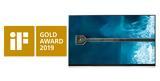 LG OLED, Χρυσό F Award,LG OLED, chryso F Award