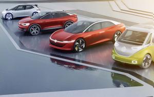 Volkswagen, Tesla Model X, Απρίλιο, Volkswagen, Tesla Model X, aprilio