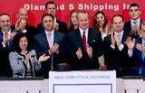 Χρηματιστήριο, Νέας Υόρκης, Diamond S Shipping,chrimatistirio, neas yorkis, Diamond S Shipping
