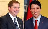 Καναδά, Τριντό,kanada, trinto