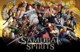 Samurai Shodown - Χαρακτήρες,Samurai Shodown - charaktires