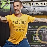 Step Event, Γιώργο Ξηρό, Gym Tonik,Step Event, giorgo xiro, Gym Tonik