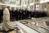 Notre Dame, Πάπας,Notre Dame, papas