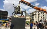 Άγαλμα, Μεγάλου Αλεξάνδρου, Αθήνας,agalma, megalou alexandrou, athinas