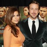 Eva Mendes, Μιλάει, Ryan Gosling,Eva Mendes, milaei, Ryan Gosling