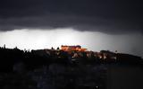 Κεραυνός, Ακρόπολη,keravnos, akropoli