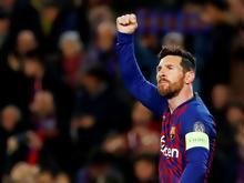 c9253117476d Lionel Messi  Δεν ξέχασε τον Κασίγιας μετά το Μπαρτσελόνα – Λίβερπουλ  pic