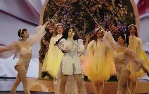 Eurovision, Κατερίνα Ντούσκα, Eurovision, katerina ntouska