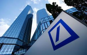 Deutsche Bank, Βλέπει, Wall Street, Deutsche Bank, vlepei, Wall Street