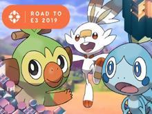 6b1b666f760 Pokemon Sword and Shield - Road to E3 2019