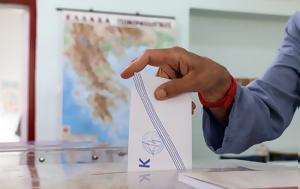 Εκλογές Ψηφοφόρε, ekloges psifofore