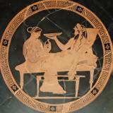 """Γιατί οι αρχαίοι πρόγονοί μας """"έβαζαν νερό"""" στο κρασί τους και θεωρούσαν βάρβαρους όσους μεθούσαν. Τα περίφημα συμπόσια στον ανδρωνίτη,οι παρεκτροπές και ο αποκλεισμός των γυναικών"""