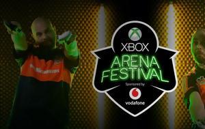 Μιχάλης Stavento Live, Xbox Arena Festival Sponsored, Vodafone, michalis Stavento Live, Xbox Arena Festival Sponsored, Vodafone