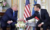 Τραμπ - Μακρόν, Ιράν, G20,trab - makron, iran, G20
