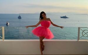 Kendall Jenner, Χορεύει, Μύκονο, Kendall Jenner, chorevei, mykono