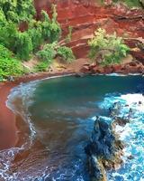 Οι 11 πιο όμορφες παραλίες με πολύχρωμες αμμουδιές,